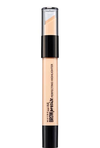 Produktabbildung Brow Precise Perfecting Highlighter in Light von Maybelline New York geschlossen