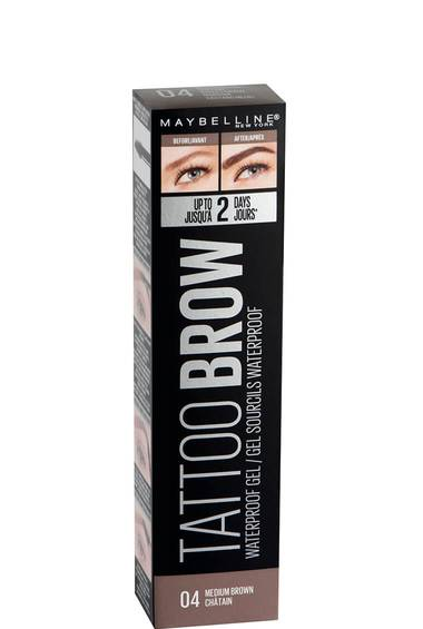 TATTOO BROW WATERPROOF GEL