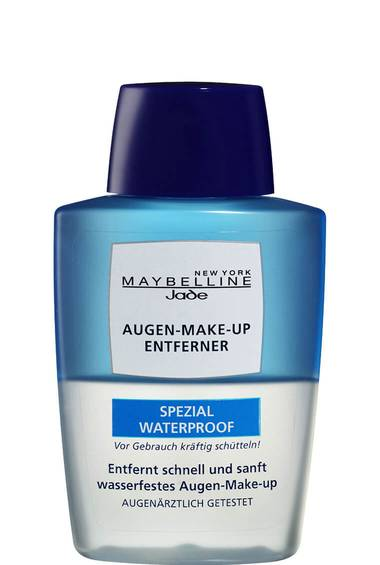 Augen-Make-up Entferner Spezial Waterproof