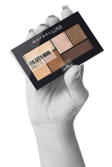 THE CITY MINI LIDSCHATTEN PALETTE