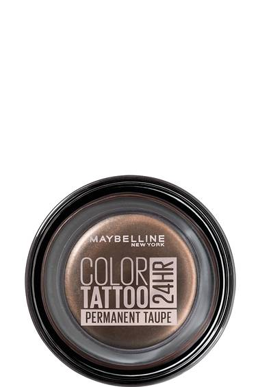 Lidschatten Color Tattoo 24h Creme Gel in Permanet Taupe von Maybelline New York