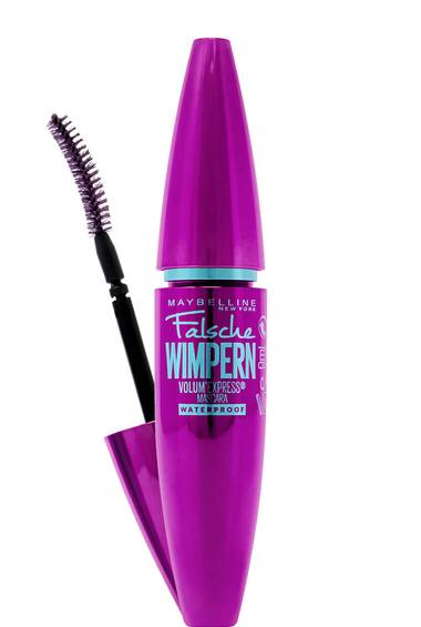 Volum' Express Falsche Wimpern Mascara