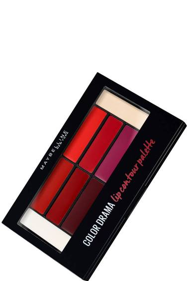 Color Sensational Lip Palette in 01 von Maybelline New York