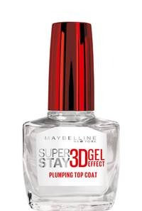 Superstay 3D Gel Effect Top Coat