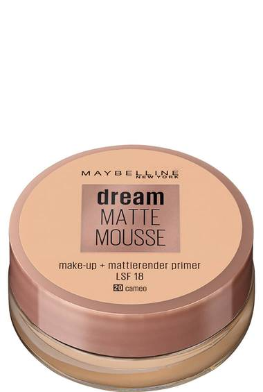 Dream Matte Mousse Make-up