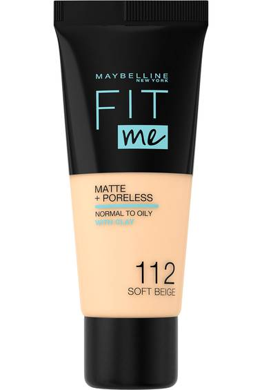 FIT ME! MATTE + PORELESS MAKE-UP