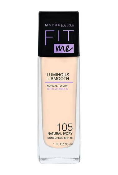 Fit me Liquid Make Up in Natural Ivory von Maybelline New York