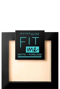 Fit ME! Matte + Poreless Puder